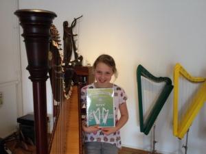noelle en harpboek